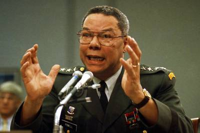 Gen. Colin Powell: 6 things to know