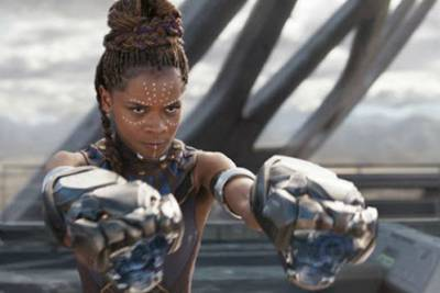 Marvel pushes back 'Wakanda Forever' date; Laura Harrier to play Robin Givens in 'Iron Mike'; and more